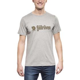 Fjällräven Retro t-shirt Heren grijs